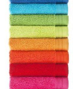 toallas trovador de distintos colores para hosteleria y hogar