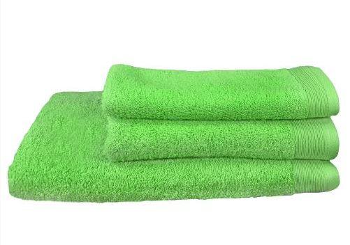toalla trovador color cesped para casa y hosteleria