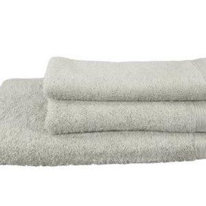 toalla gris para hogar y hosteleria