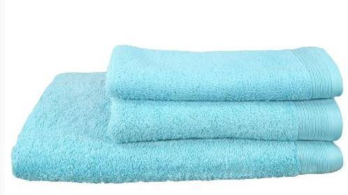 toalla de ducha trovador turquesa para casa y hosteleria